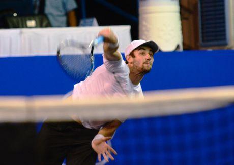 Jordan Thompson vo dich giai Vietnam Open 2016 - Anh 1