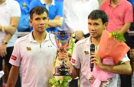 Jordan Thompson vo dich giai Vietnam Open 2016 - Anh 6