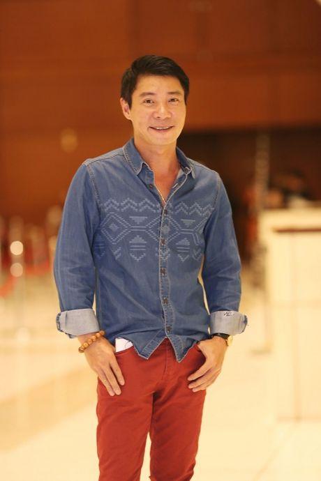 Sao Viet no nuc toi xem Diamond show cua Dam Vinh Hung - Anh 7