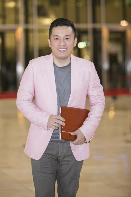 Sao Viet no nuc toi xem Diamond show cua Dam Vinh Hung - Anh 8