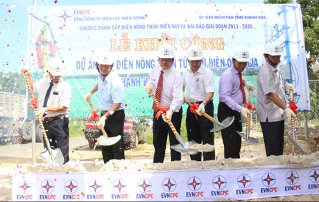Hon 146 ty dong dau tu du an cap dien nong thon tai tinh Khanh Hoa - Anh 1
