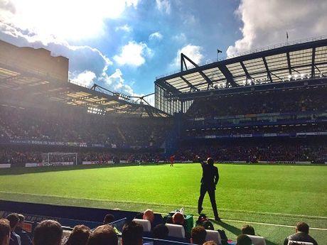 Conte: 'Day la tran HAY NHAT cua Chelsea'. Hazard: 'Toi hanh phuc vi duoc da so 10' - Anh 1