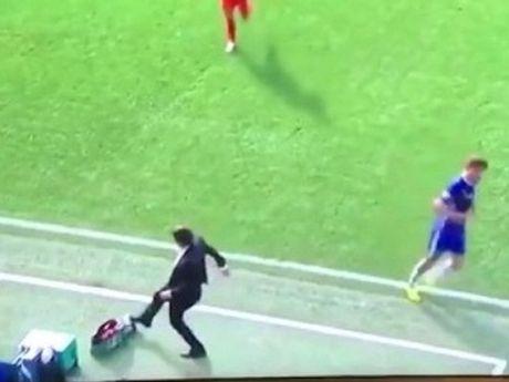 Conte: 'Day la tran HAY NHAT cua Chelsea'. Hazard: 'Toi hanh phuc vi duoc da so 10' - Anh 4