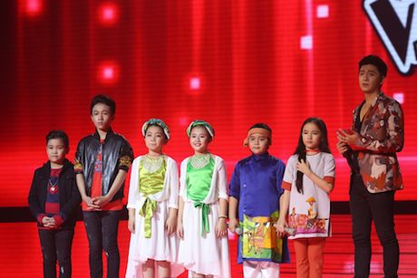 Giong hat Viet nhi: Noo Phuoc Thinh, Dong Nhi, Vu Cat Tuong 'day' quyen cho khan gia - Anh 1