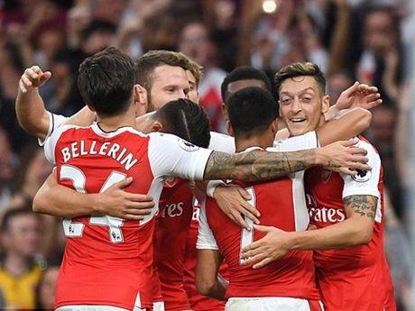 Arsenal thuc su la ung vien vo dich hang dau cua Premier League? - Anh 2