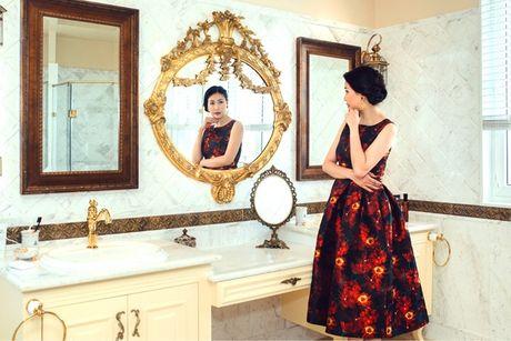 Ngat ngay can ho trieu do view huong bien cua hoa hau Ha Kieu Anh - Anh 1