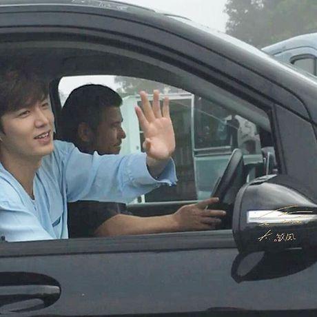 Lee Min Ho 'tre ra toi 10 tuoi' trong phim moi - Anh 14