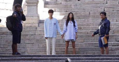 Lee Min Ho 'tre ra toi 10 tuoi' trong phim moi - Anh 7