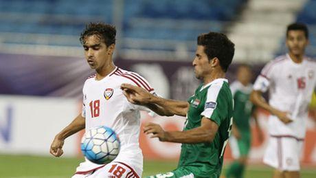 Doi thu cua U19 Viet Nam: U19 UAE manh yeu the nao? - Anh 1
