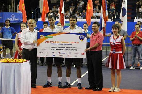 Tay vot Jordan Thompson gianh chuc vo dich giai Vietnam Open 2016 - Anh 1