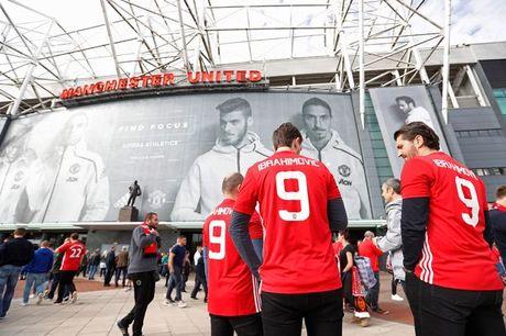 Man Utd van la so 1 the gioi - Anh 1