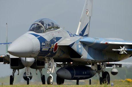 Nhat Ban dung tiem kich F-15J dau Su-35, J-20 Trung Quoc? - Anh 6