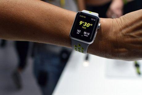 Apple Watch phien ban Nike+ co gia tu 369 USD - Anh 1