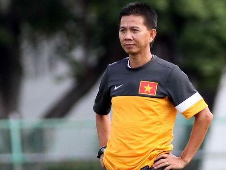 HLV Hoang Anh Tuan tiet lo loi choi cua U19 Viet Nam truoc U19 UAE - Anh 1