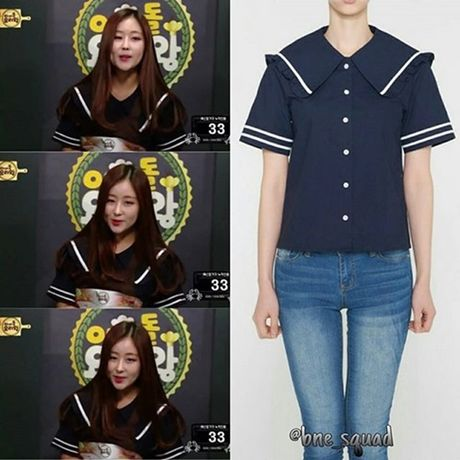 Idol Han dua nhau mac san pham Jessica thiet ke - Anh 4