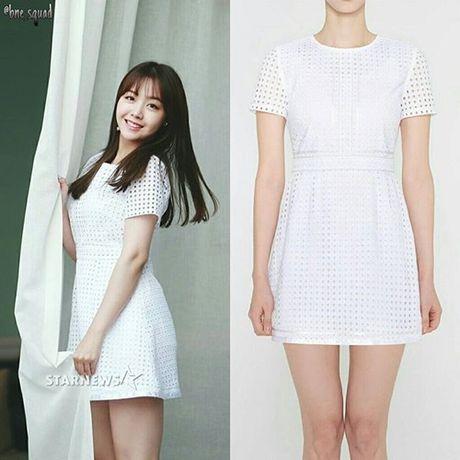 Idol Han dua nhau mac san pham Jessica thiet ke - Anh 9