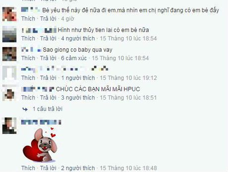 Nghi an Thuy Tien mang bau lan 2 - Anh 2
