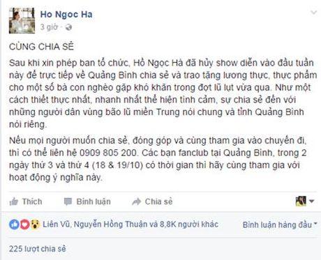 Vibiz 17/10: Cao Minh Dat ket hon o tuoi 41, Phan Anh huy dong hon 2 ty ung ho ba con mien Trung - Anh 3