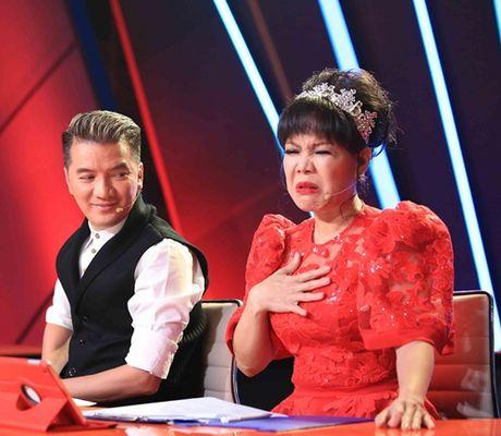 Buoc nhay ngan can: Dam Vinh Hung chia se ky niem lan dau hen ho o... ong cong - Anh 4