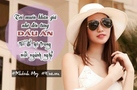 """Khanh My: """"Toi chua nghi den tinh huong doi mat voi Ngoc Trinh"""" - Anh 3"""
