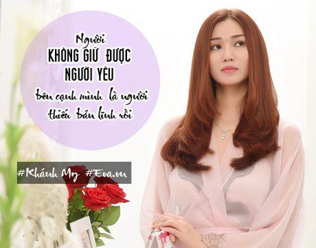 """Khanh My: """"Toi chua nghi den tinh huong doi mat voi Ngoc Trinh"""" - Anh 5"""