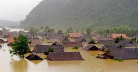 Quang Binh: 18 nguoi chet, 07 nguoi mat tich va 13 nguoi bi thuong do mua lu - Anh 1