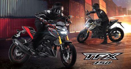 Yamaha TFX150 co gia 79,9 trieu dong, giao xe ngay 20/10 - Anh 2
