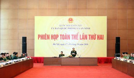 Ong Vo Trong Viet: Qua vu Yen Bai can quan ly chat che viec cap sung - Anh 1