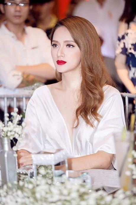'Phu thuy make up' dung sau nhung lan toa sang cua Huong Giang Idol - Anh 1