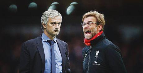Nhin Klopp, Mourinho se ngap tran tiec nuoi - Anh 1
