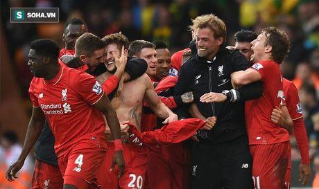 Nhin Klopp, Mourinho se ngap tran tiec nuoi - Anh 3