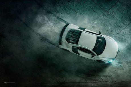 Su that kho tin dang sau nhung buc anh lung linh cua Audi R8 - Anh 7