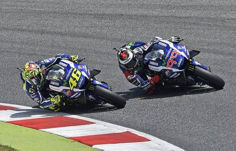 Honda thang lon, Marquez vo dich MotoGP lan thu ba - Anh 2