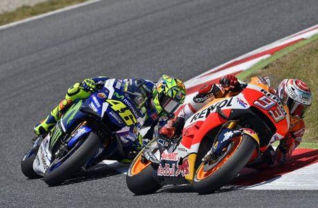 Honda thang lon, Marquez vo dich MotoGP lan thu ba - Anh 3