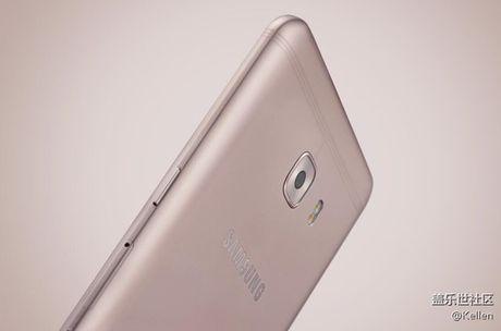He lo Galaxy C9 - smartphone RAM 6GB dau tay cua Samsung - Anh 4