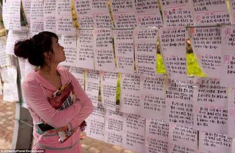 Kham pha khu cho ky la chuyen mai moi hon nhan o Trung Quoc - Anh 7