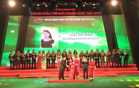 Nu doanh nhan Le Thi Them va cau chuyen quang ba thuong hieu Quang Ninh - Anh 1