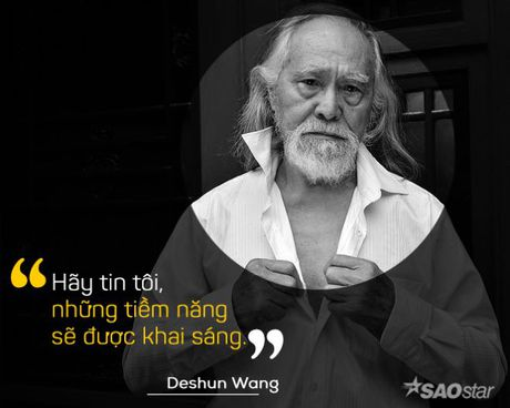 Deshun Wang: Tu cu ong U80 den bieu tuong moi cua lang mau hien dai - Anh 4