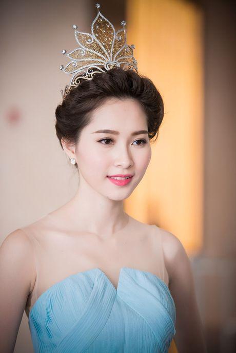 Nhung my nhan Viet cang trang diem nhe cang xinh - Anh 11
