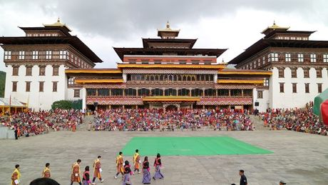Bhutan - le hoi mua thu nhin khong chan mat - Anh 15