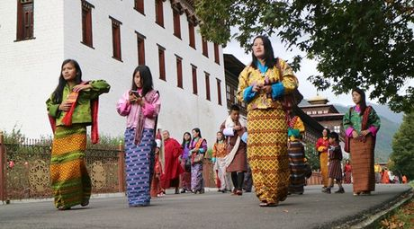 Bhutan - le hoi mua thu nhin khong chan mat - Anh 17