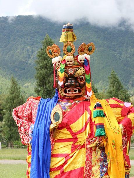 Bhutan - le hoi mua thu nhin khong chan mat - Anh 21