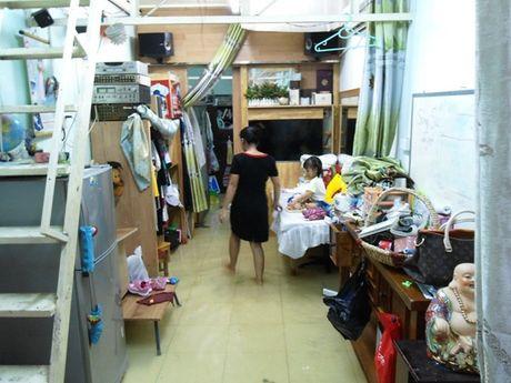 Nguoi Sai Gon lai 'bo goi' khi troi mua ket hop trieu cuong dat dinh - Anh 6