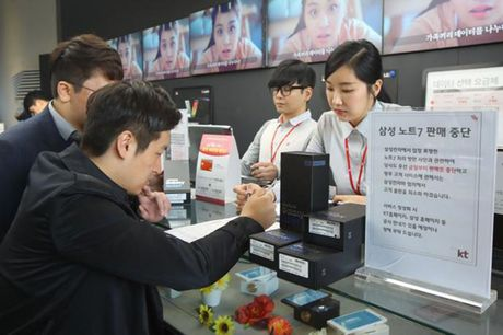 Pin cua Galaxy Note 7 duoc Samsung thu nghiem trong phong thi nghiem ca nhan - Anh 1