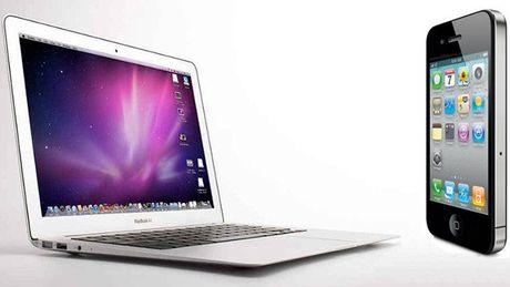 iPhone 4 va MacBook Air 2010 bi khai tu vi 'loi thoi' - Anh 1