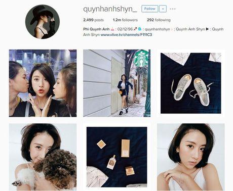 Xuat hien thong tin Instagram mat thuong hieu tai Viet Nam - Anh 1