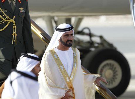 Vua Dubai dieu may bay rieng cho 250.000 bang Anh do tiep te sang Haiti sau con bao 'mat quy' - Anh 1