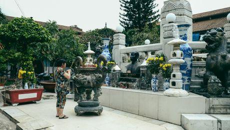 Khu cho co lon nhat Sai Gon truoc ngay trung tu - Anh 5