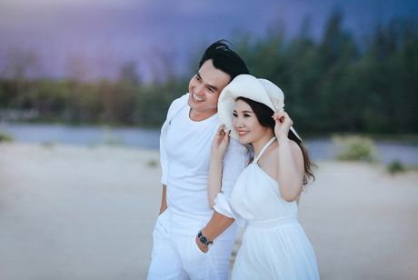 Anh cuoi lang man cua dien vien Cao Minh Dat - Anh 5