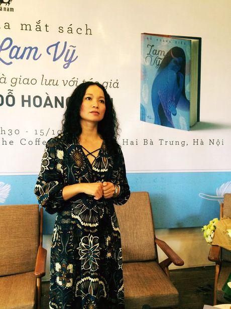 Do Hoang Dieu: 'Van chuong ma cu hon hon thi kinh lam' - Anh 2